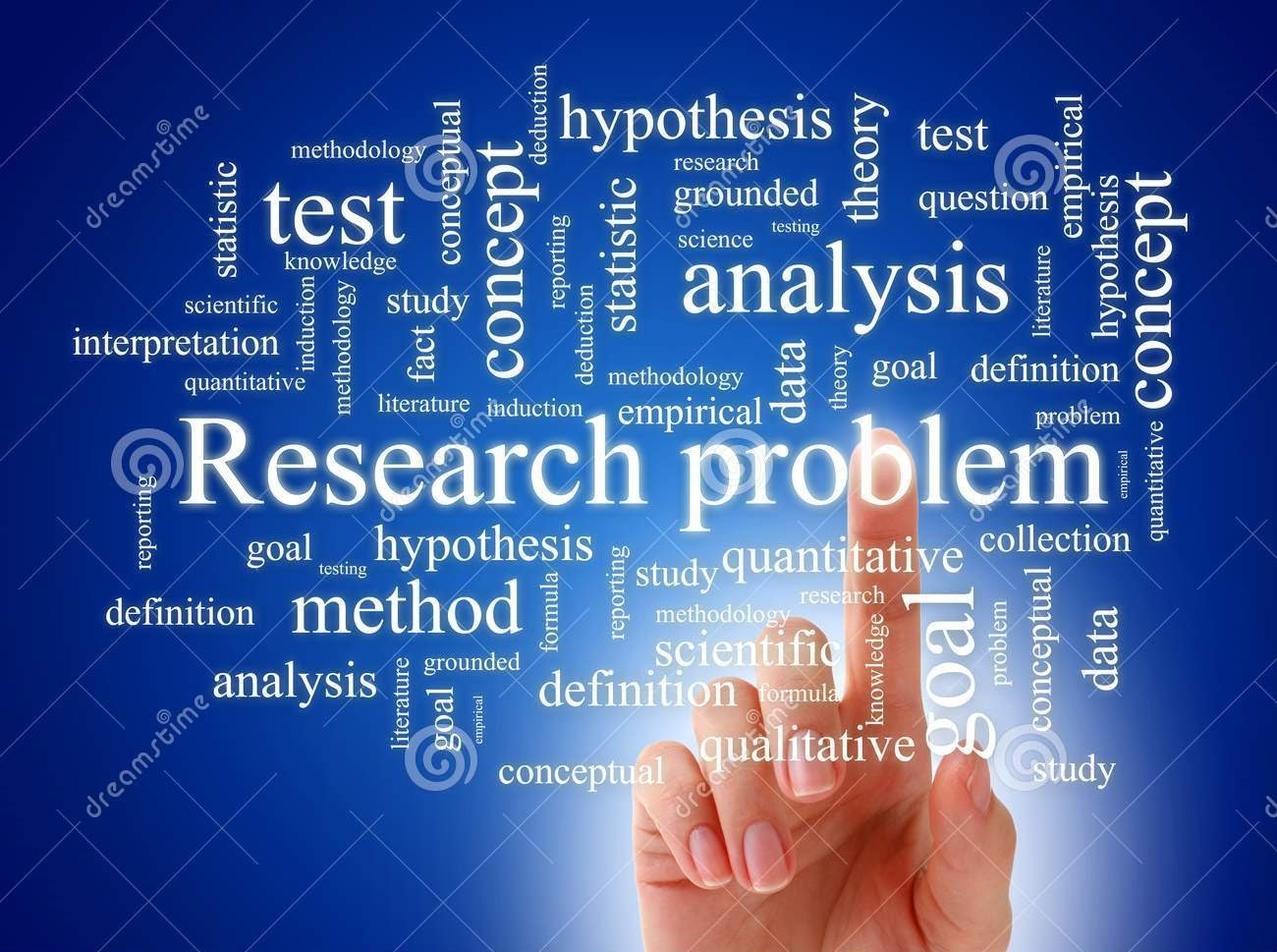 problems in research methodology